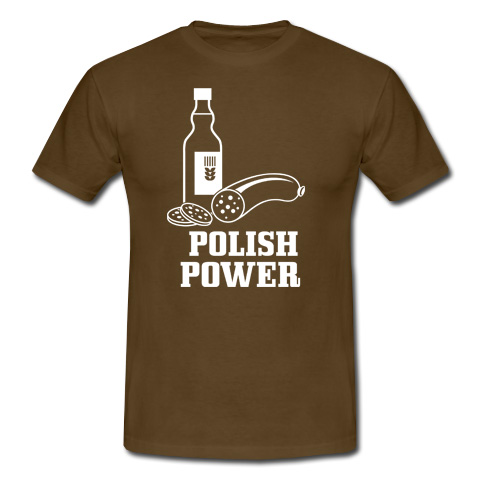 Koszulka Polish Power