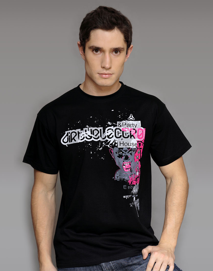 Dirty electro house T-shirt