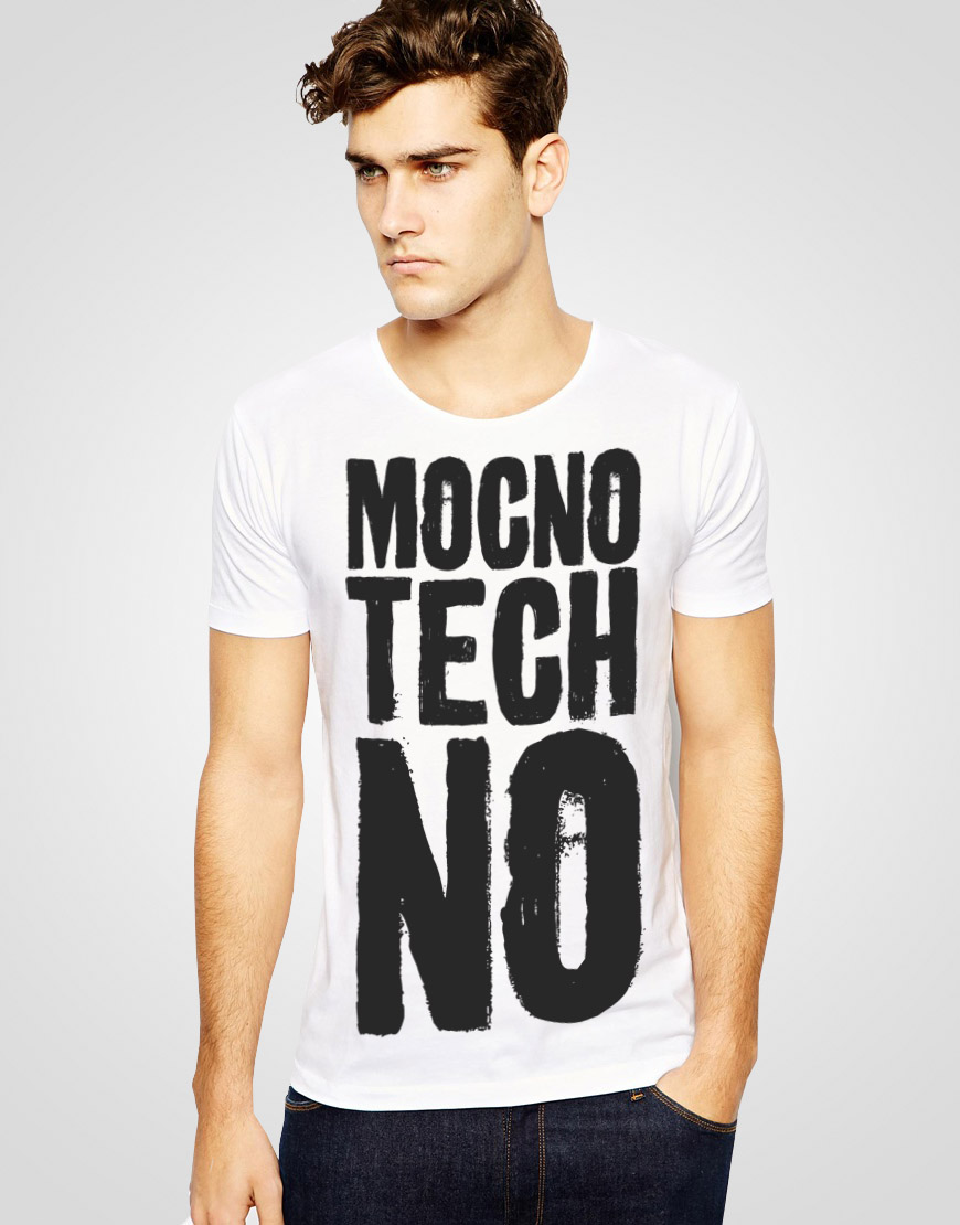 Mocno Tech No T-shirt