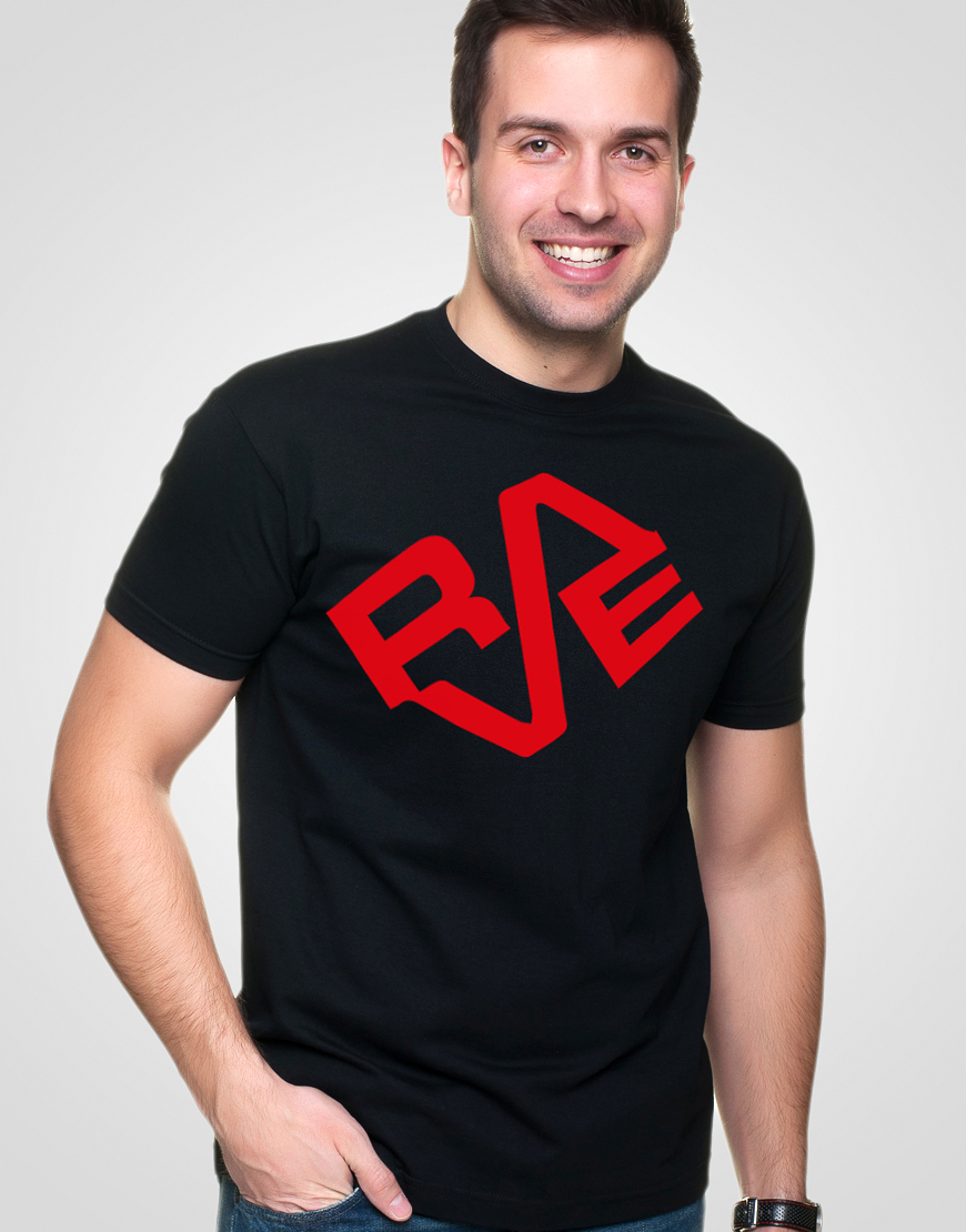 Rave Black T-shirt