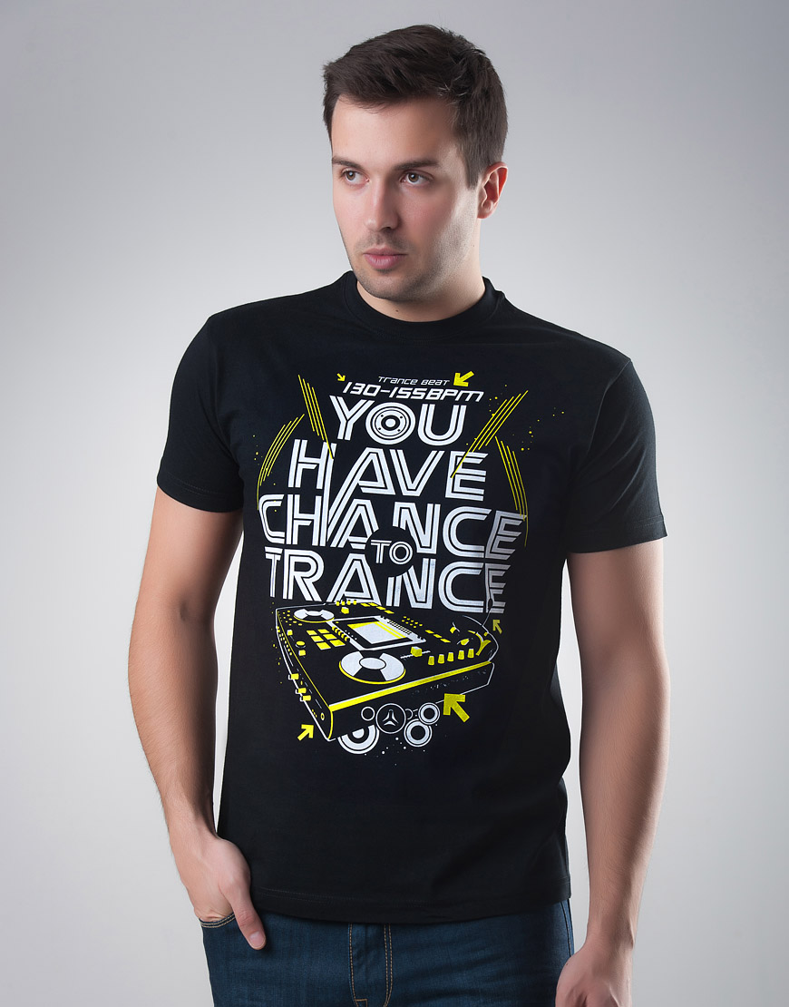 Chance to Trance T-shirt