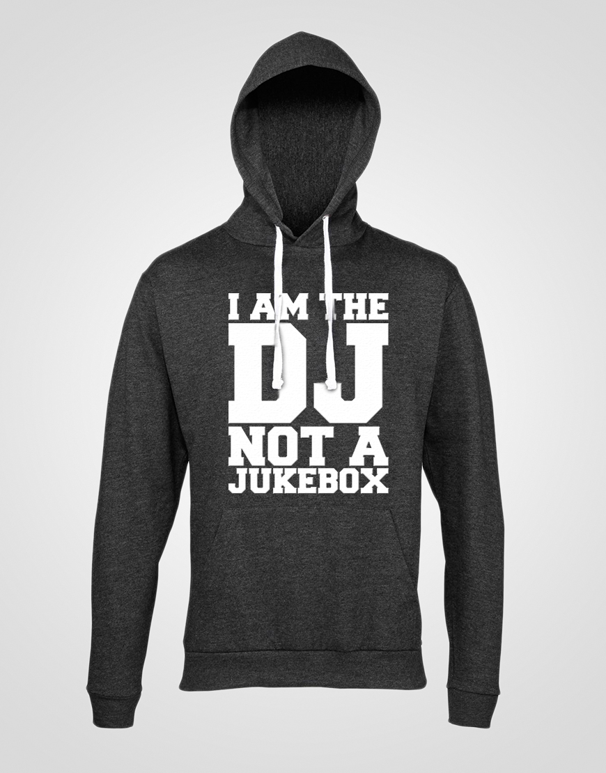 I am the DJ Bluza