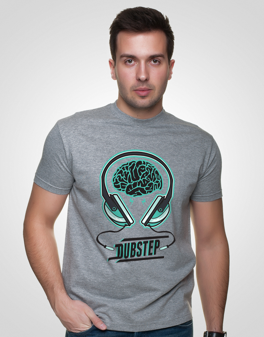 Dubstep Brainstorm T-shirt
