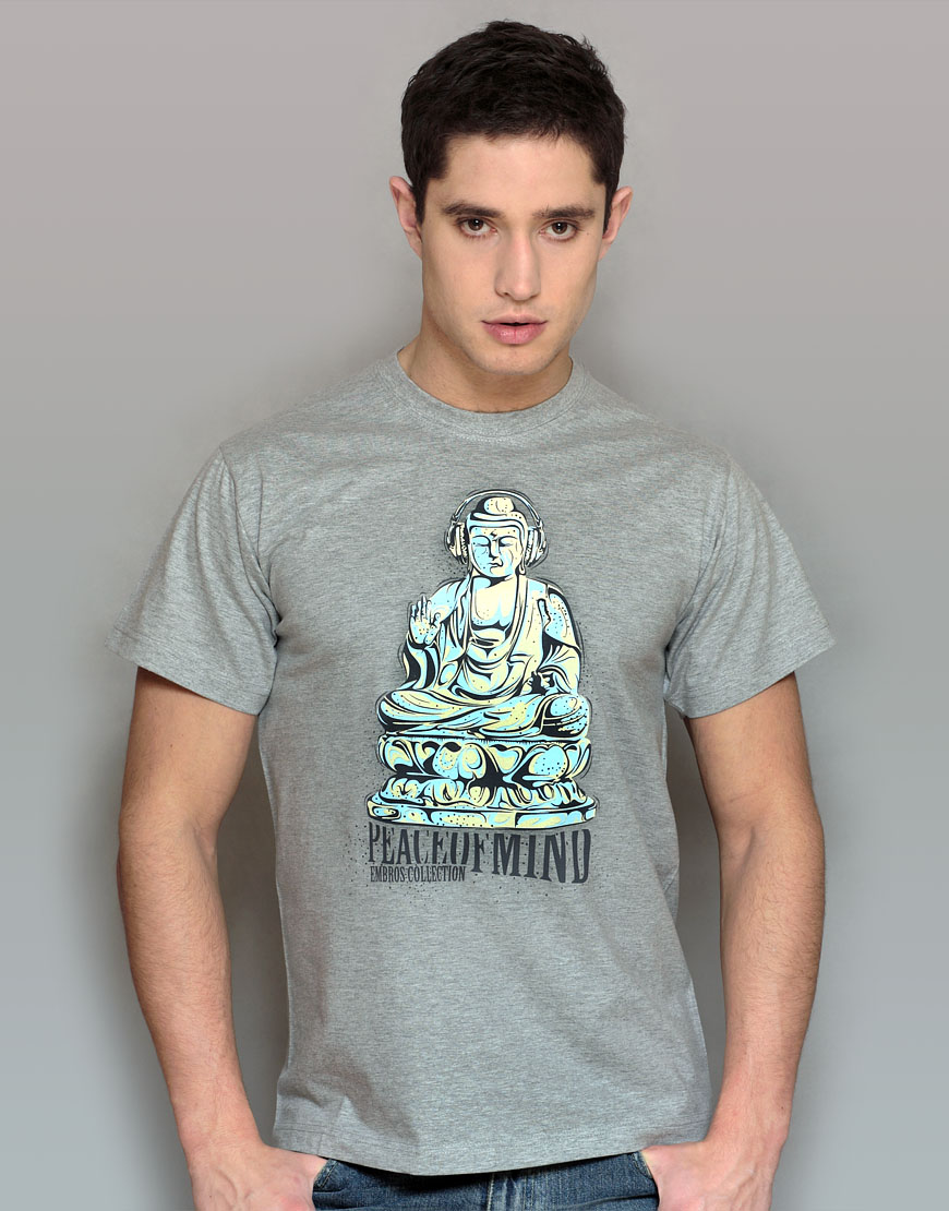 Peace of mind T-shirt S