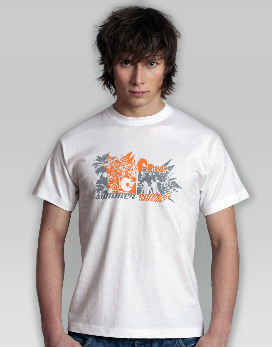 Summer Sound T-shirt
