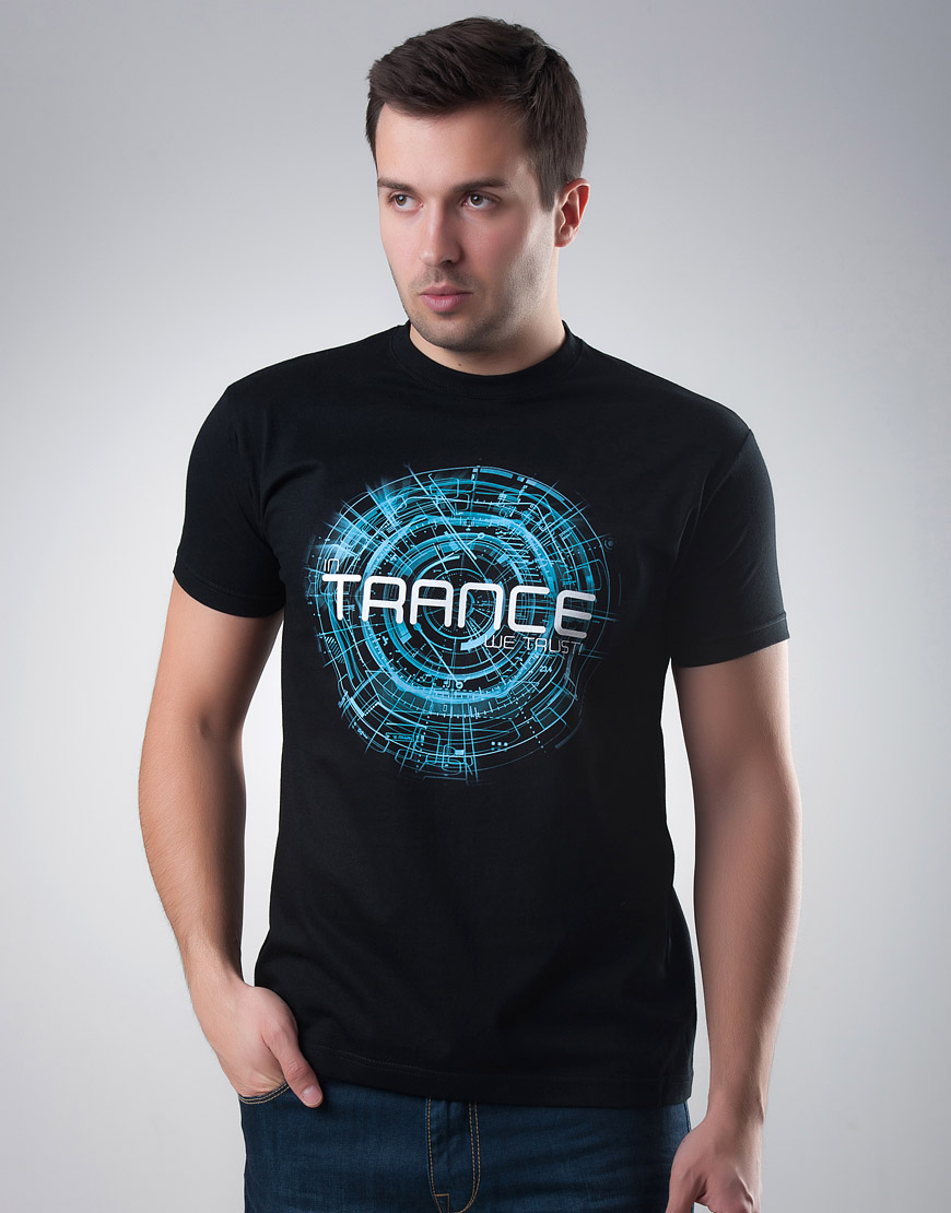 In Trance We Trust T-shirt