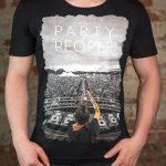 Koszulka Party People Black T-Shirt