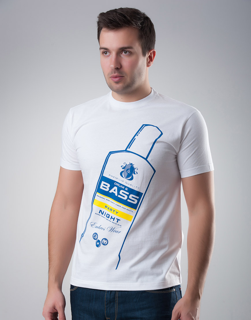 Drum & Bass Premium T-shirt