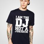Koszulka I am the DJ T-shirt