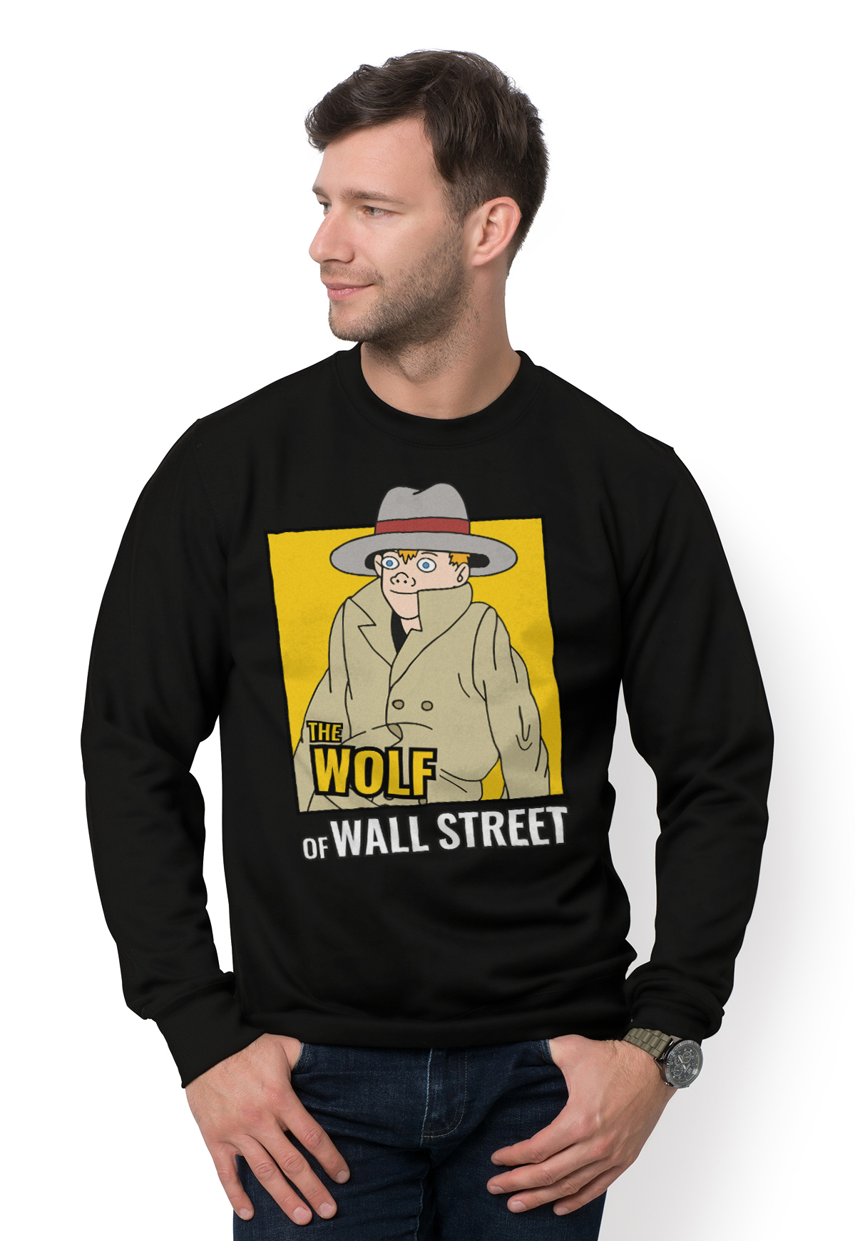 Bluza Vincent wolf of wall street