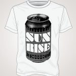 Sunrise Can T-shirt