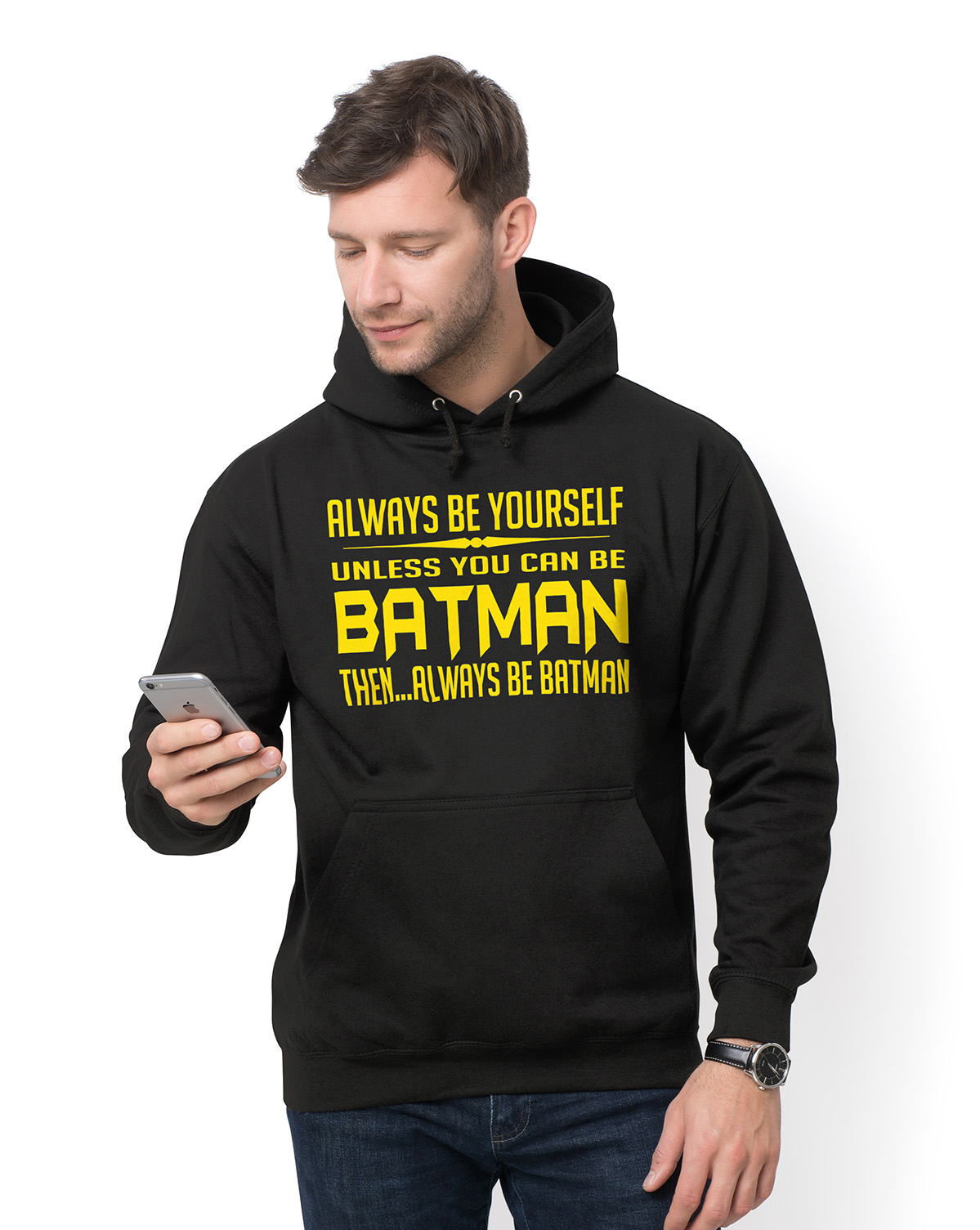 Bluza Unless u can be bat ...