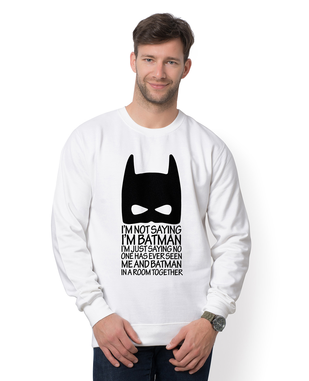 Bluza I am superhero