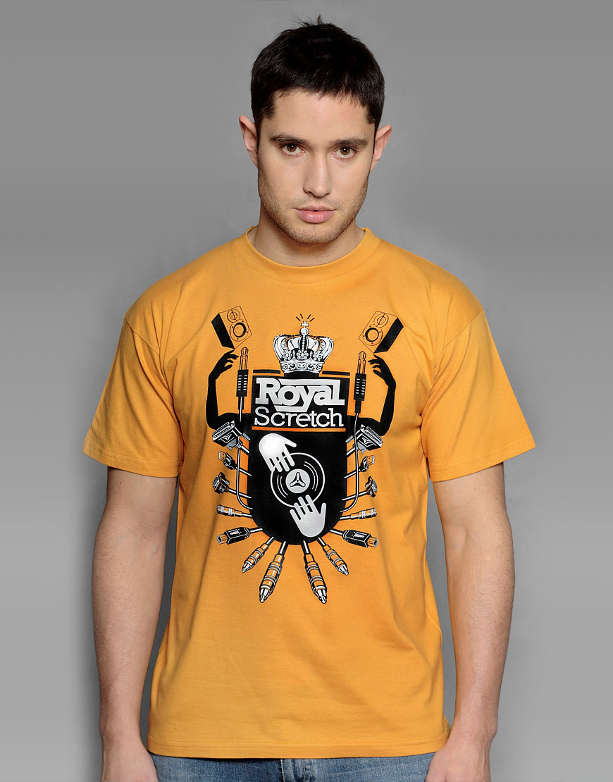 Royal Scretch T-shirt