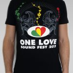 One Love 2012 T-shirt
