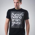 Koszulka Syncronizing Brain Sound T-shirt