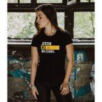 Koszulka damska Damska Jestem #1 na czasie